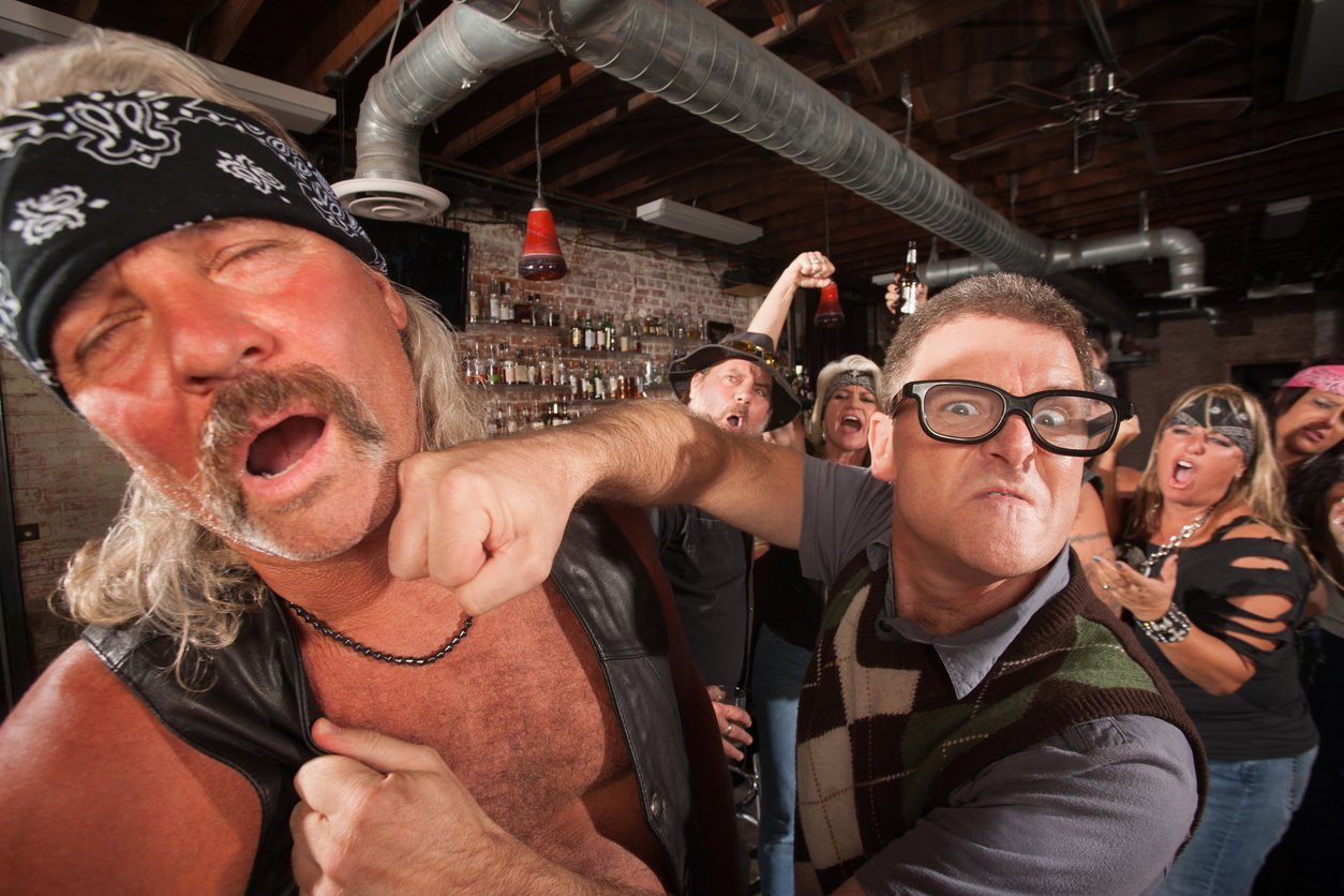 Simple Assault Charges: How Can You Defend Bar Fight Charges