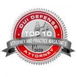 Top RI DUI Defense Lawyer 2020