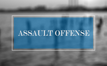 Assault Offenses