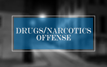 Drug & Narcotics Offenses