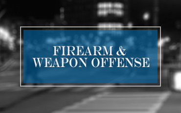 Firearm & Weapon Offenses
