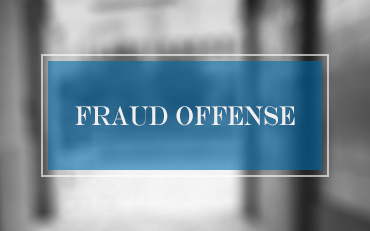 Fraud Offenses