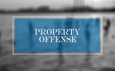 Property Offenses