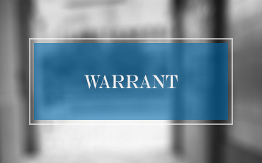 Warrant Offenses